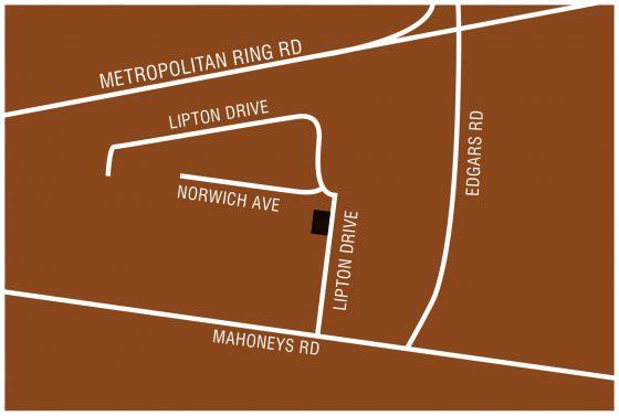 company location map